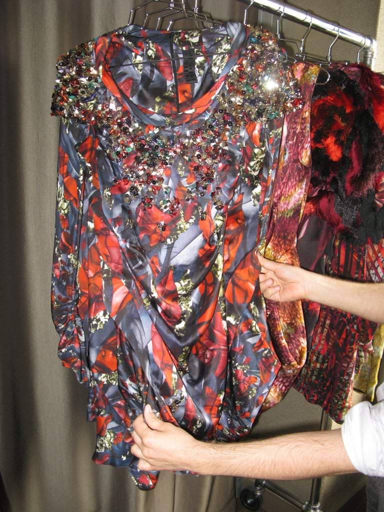 In The Showroom: Peter Pilotto Fall 2009