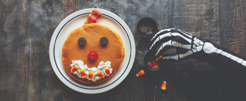Free Scary Face Pancakes at IHOP For Kids on Halloween 2018