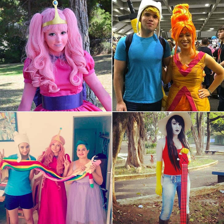adventure time costumes popsugar tech