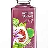 Bath & Body Works Brown Sugar & Fig Shower Gel