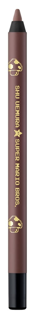 Shu Uemura x Super Mario Bros Drawing Pencil in M Brick Brown 84, $24