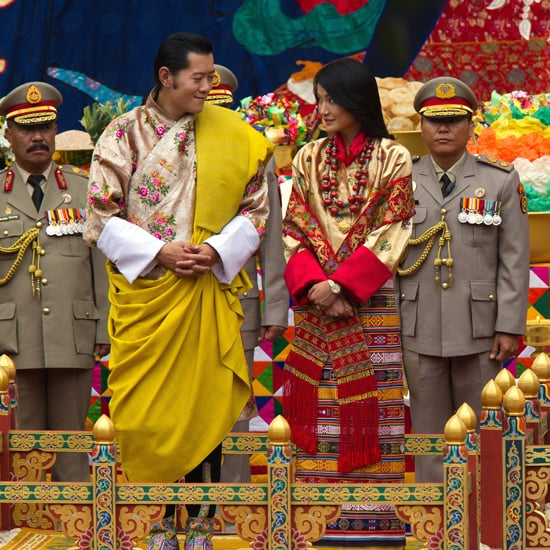 Bhutan Royal Wedding Pictures