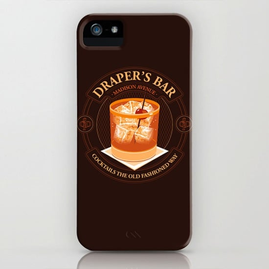 This Draper's Bar iPhone case ($39) has us wishing for the real thing.