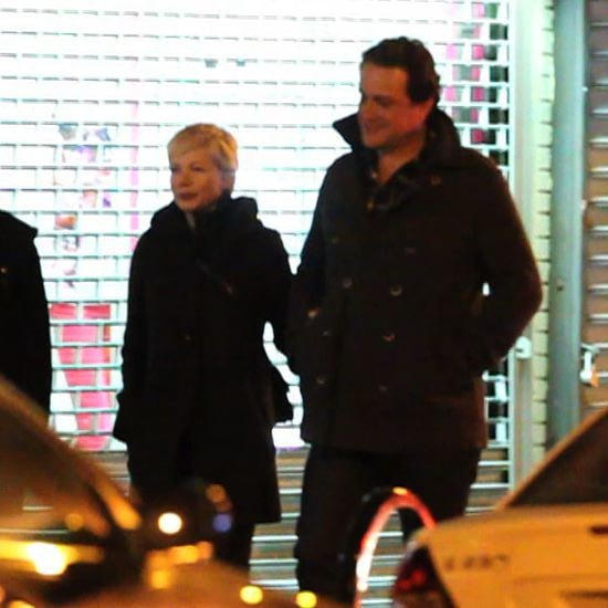 Michelle Williams and Jason Segel Video