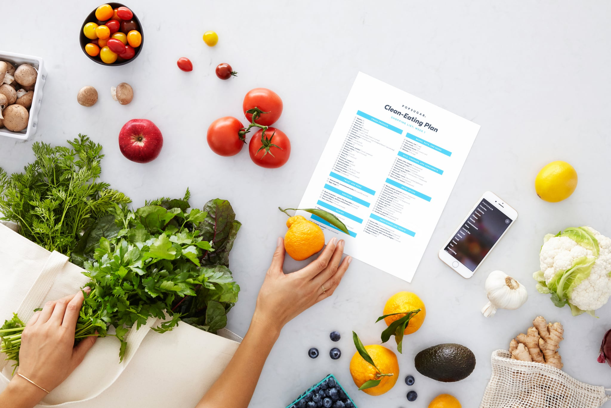 How to Create a Personalized Diet | POPSUGAR Fitness