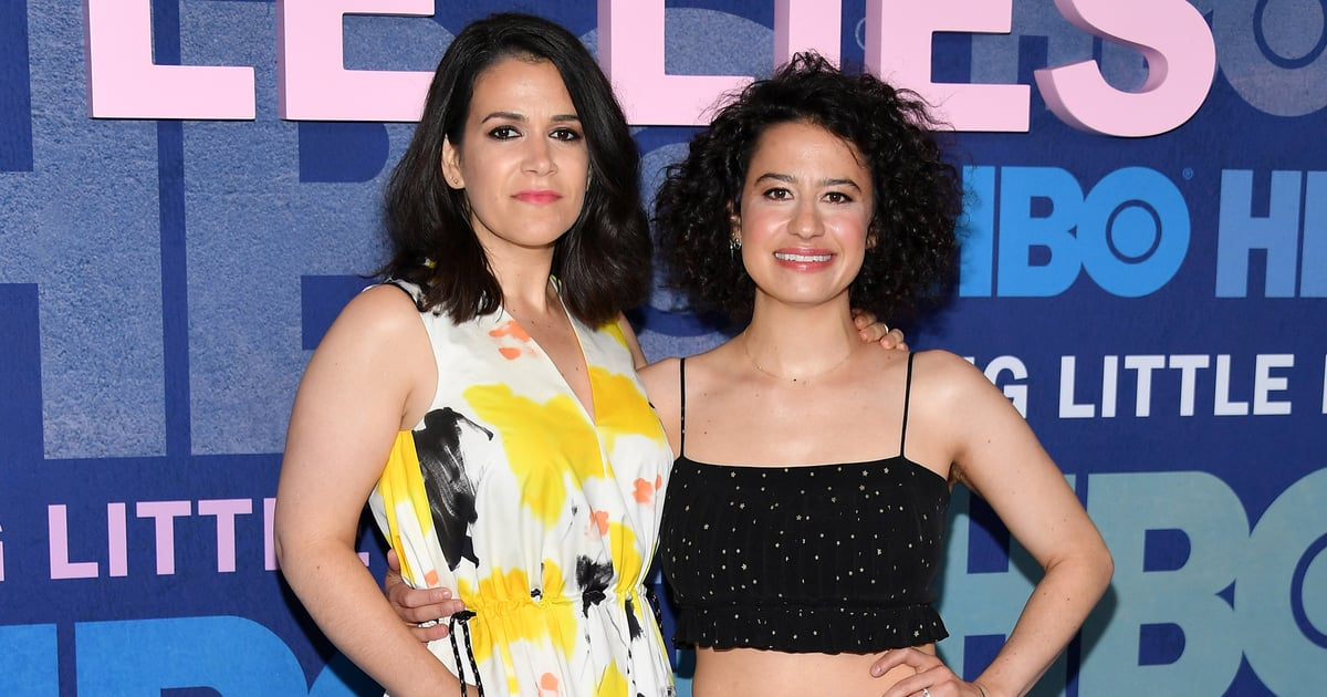 Abbi Jacobson Captured an Adorable Snap of Ilana Glazer Looking Lovingly at Her Daughter.jpg