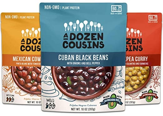 A Dozen Cousins Variety Pack Beans