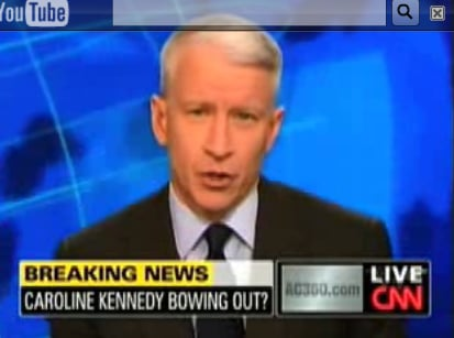 Is Anderson Cooper Hammered, Too?
