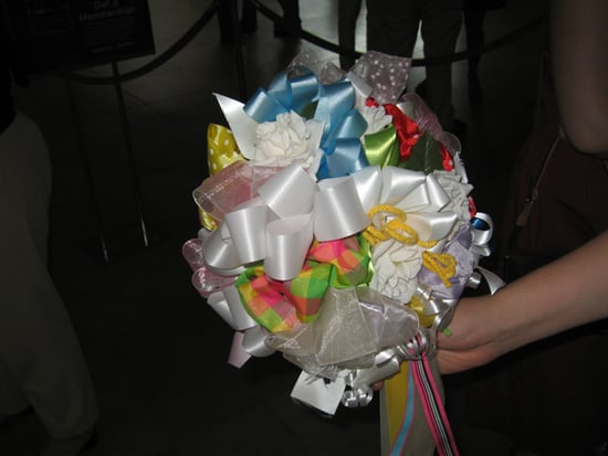 Have You Helped Make a Ribbon Bouquet?