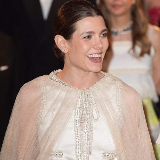 Charlotte casiraghi wedding