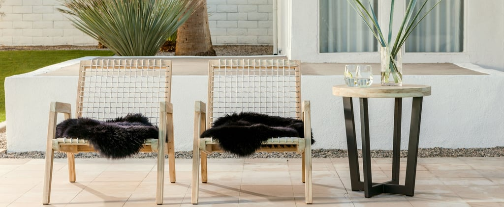 Affordable Midcentury Modern Outdoor Furniture