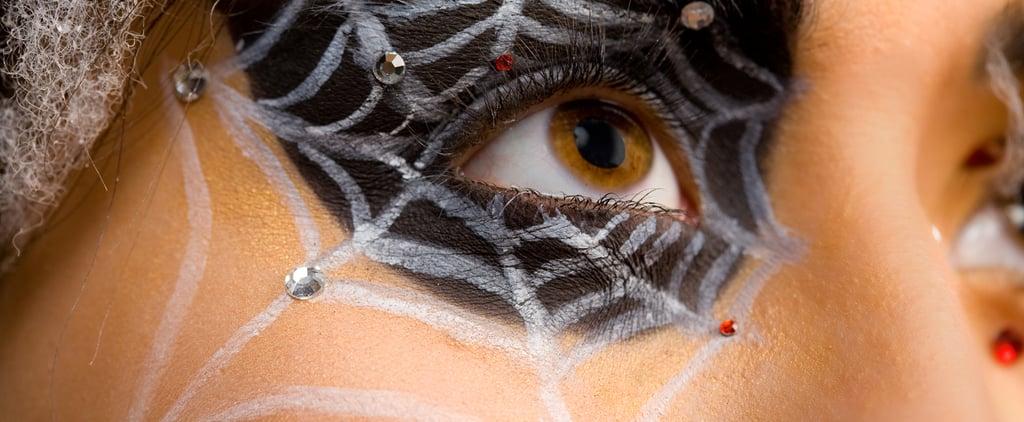 22 Spiderweb Halloween Makeup Ideas