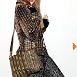 Tory Burch Has a Fashiony Good Time For Fall '10