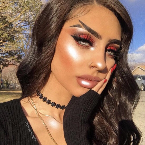 Fishtail Brows Trend