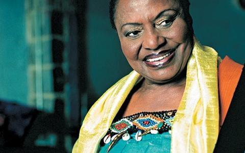 Inspired:  Miriam Makeba's Vibrant Style
