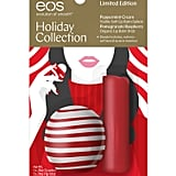 EOS Soft Peppermint Cream and Organic Pomegranate Raspberry Lip Balm