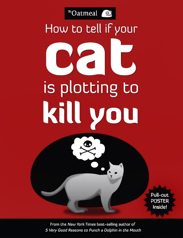 What Your Cat's Really Up To