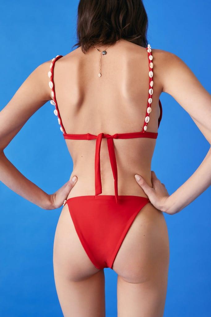 Zara Seashell Bikini