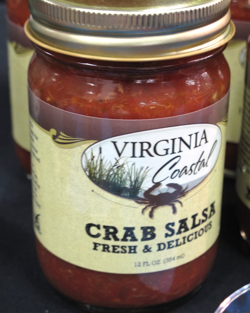 Virginia Coastal Crab Salsa