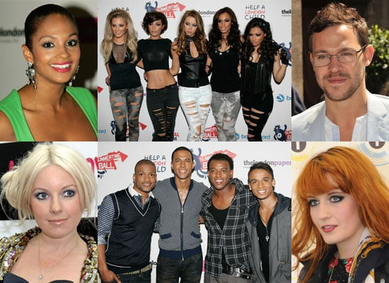 Poll Lineup For T4 on the Beach 2009 Including Alesha Dixon, The Saturdays, Will Young, JLS, Little Boots, Florence and Machine