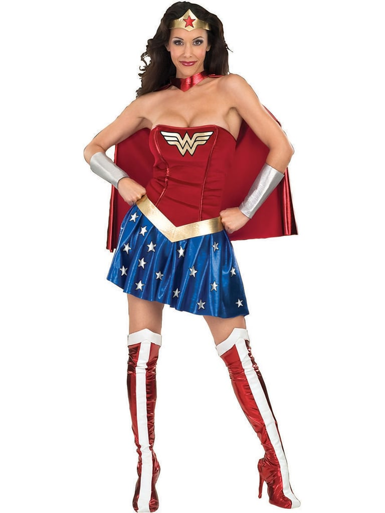 Wonder Woman Costume ($41)