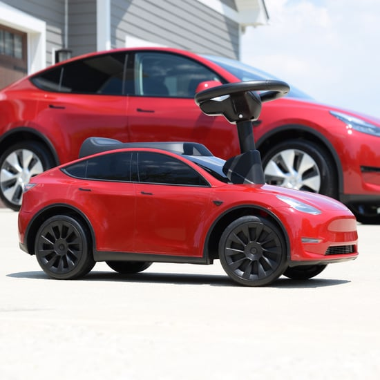 Radio Flyer and Tesla's My First Model Y​ Ride-On For Kids