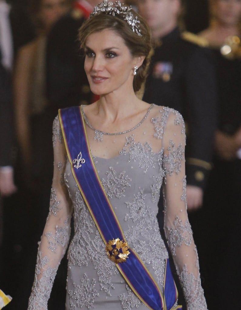 The Best Pictures of Queen Letizia's Year — So Far
