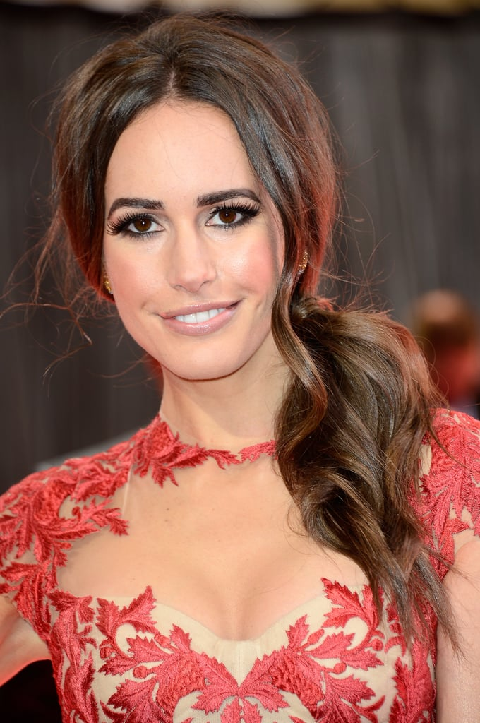 Pictures of Louise Roe at the 2013 Oscars