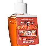 Sweet Cinnamon Pumpkin Wallflowers Fragrance Refill