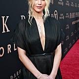 Jennifer Lawrence Black Dress At X-Men Dark Phoenix Premiere