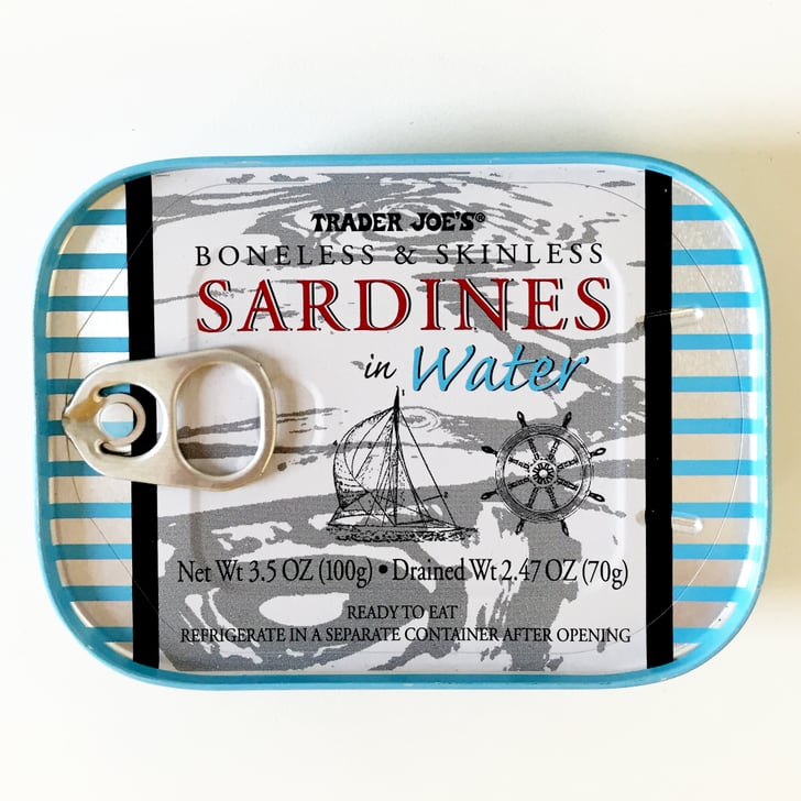 Premise Indicator Words: Boneless And Skinless Sardines In Water ($2)