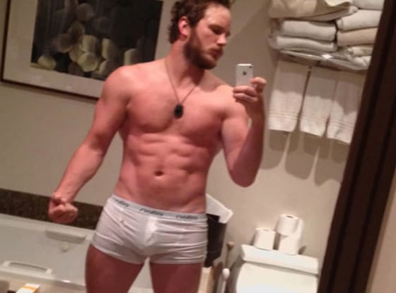 Back in 2012, Chris Pratt got into incredible shape for his role in Zero Dark Thirty, and he showed off a picture of his ripped body during an appearance on Conan.