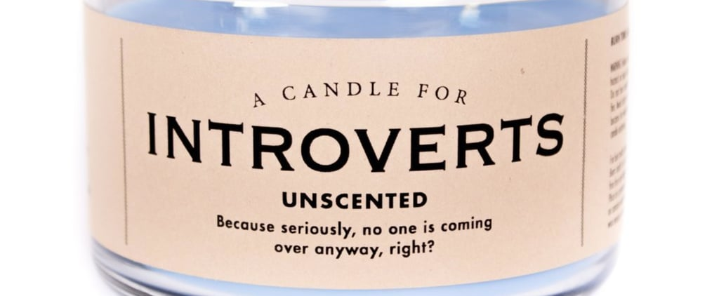This Introverts Candle Captures the Beauty of Alone Time
