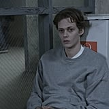 "Bill Skarsgard as ""Shawshank Prisoner"""