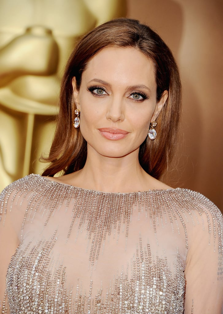 Best Beauty Hair And Makeup Pictures Of Angelina Jolie