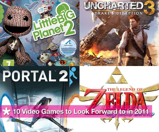 Best Video Games of 2011
