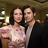 Caitriona Balfe and Tony McGill