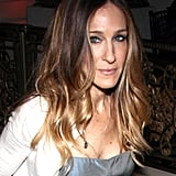 Sarah Jessica Parker wore a gown.