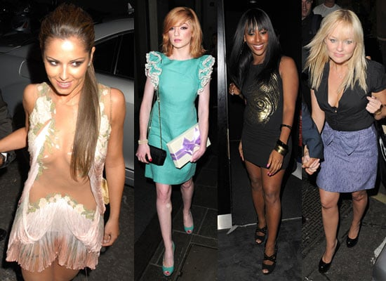 Photos of Cheryl Cole's Birthday Party