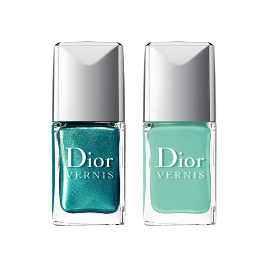 The Dior Vernis Bird of Paradise Nail Duo ($29) packs the nail color trend into two gorgeous shades. Just think of all the endless nail-art possibilities . . . or you could just wear them on their own.