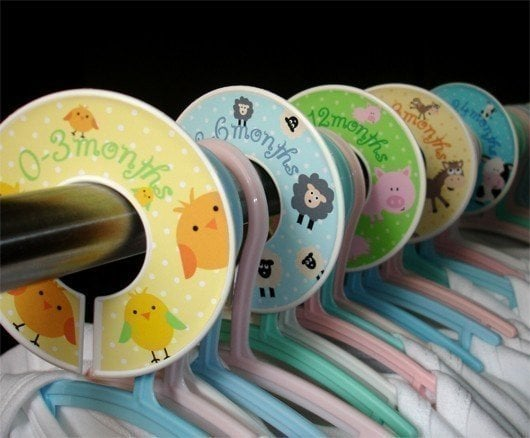 Sort Through Your Old Baby Clothes