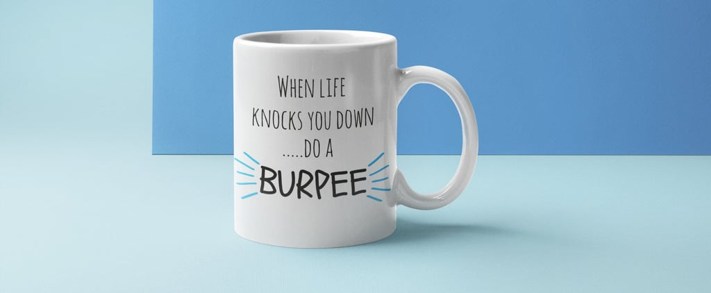 Funny Fitness Coffee Mugs