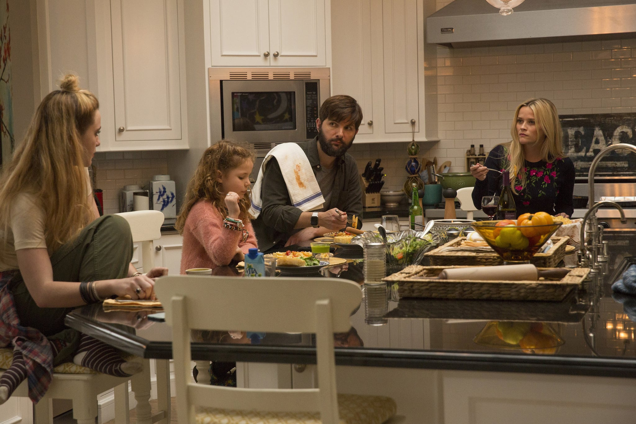 Sooo, Ed Is Definitely Going to Hook Up With Joseph's Wife, Tori, on Big Little Lies, Right?