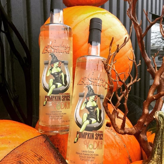 Lucky Bastard's Pumpkin Spice Vodka