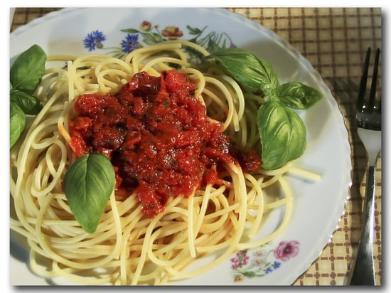Quiz: Can You Guess the Pasta Sauce?