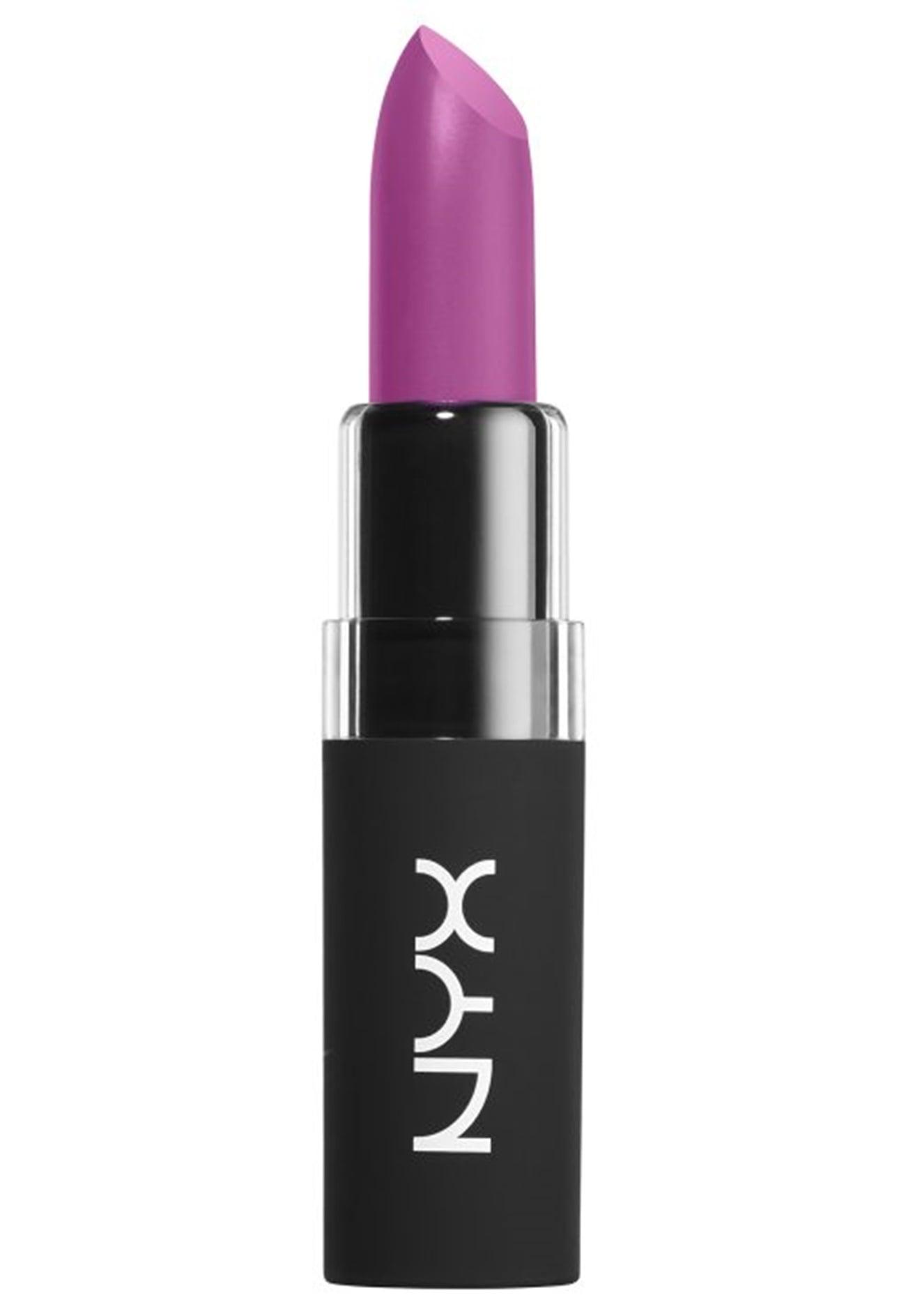 Velvet Lip Kits Velvet Liquid Lipsticks: NYX Velvet Matte Lipstick — Unicorn Fur
