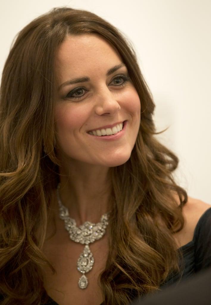London Calling: The Stars Glam Up For BAFTA Preparties