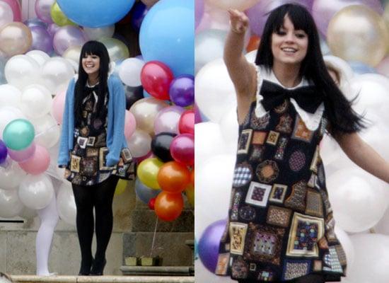 20/11/2008 Lily Allen