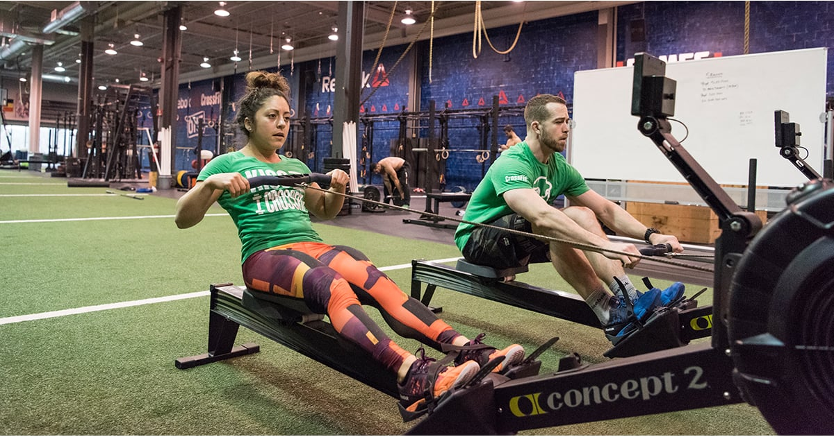 Benefits of Rowing Machine | POPSUGAR Fitness Australia