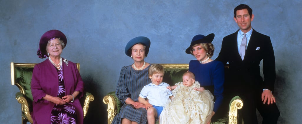 Prince Harry Christening Pictures